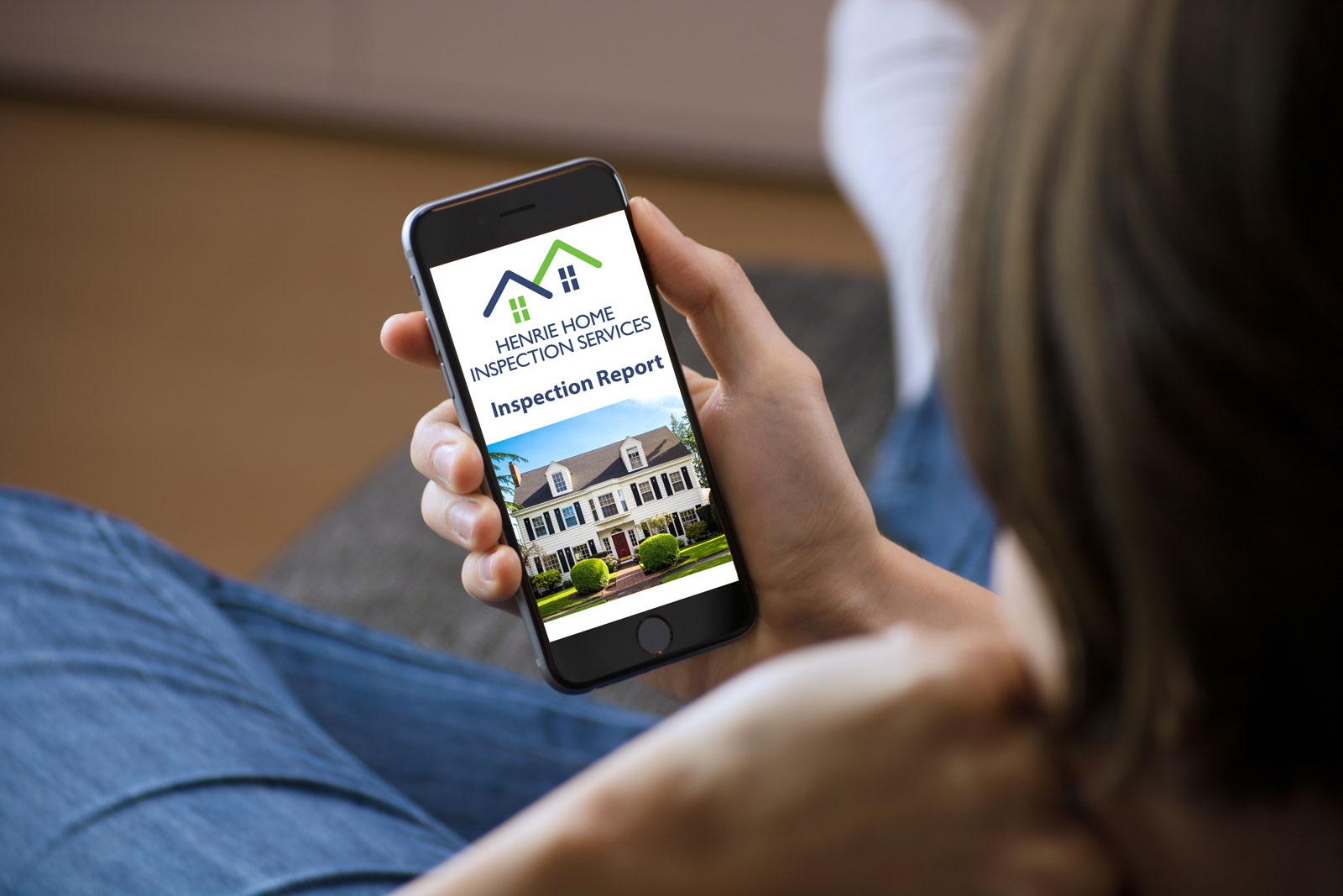 home inspections, HomeGauge Digital Inspection Report